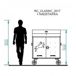 wielkość szafki na sprzęt jeździecki