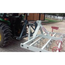 adapter skrętny równiarki podłożona jeździeckiego