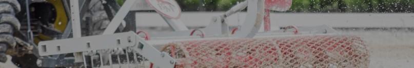Równiarka do podłoża - równiarka do padoków, parkuru, ujeżdżalni - adaptery do równiarek| BM Horse